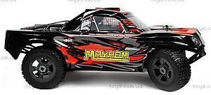 Радиоуправляемая машинка Шорт Mayhem Mega Brushless, красный, MegaE8SCLr, детские игрушки