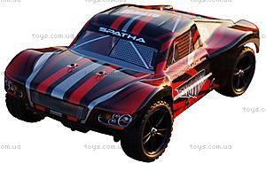 Радиоуправляемая машинка Шорт Spatha Brushed, красный, E10SCr, игрушки