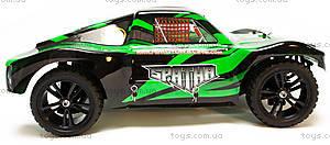 Радиоуправляемая машинка Шорт Spatha Brushed, зеленый, E10SCg, отзывы