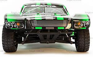 Радиоуправляемая машинка Шорт Spatha Brushed, зеленый, E10SCg, игрушки