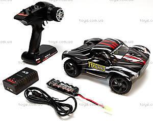 Радиоуправляемая машинка Шорт Tyronno Brushed, черный, E18SCb, игрушки