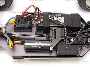 Радиоуправляемая машинка Трагги Ziege Mega Brushless, красный, MegaE8XTLr, toys.com.ua