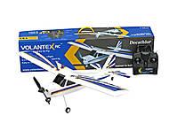 Радиоуправляемая модель самолёта VolantexRC Decathlon, TW-765-1-BL-PNP, фото
