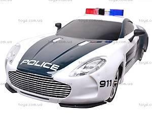 Радиоуправляемая полицейская машина, R-4020A, отзывы