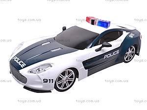 Радиоуправляемая полицейская машина, R-4020A, игрушки
