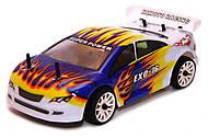 Радиоуправляемая шоссейная машинка EXO-16 Brushed, белый, HI4182b, интернет магазин22 игрушки Украина