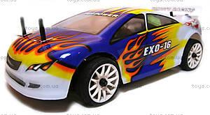 Радиоуправляемая шоссейная машинка EXO-16 Brushed, белый, HI4182b, цена
