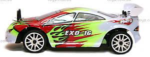 Радиоуправляемая шоссейная машинка EXO-16 Brushed, зеленый, HI4182g, игрушки
