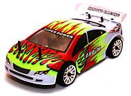 Радиоуправляемая шоссейная машинка EXO-16 Brushed, зеленый, HI4182g