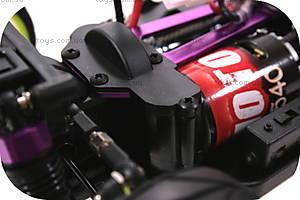 Радиоуправляемая шоссейная машинка Nascada Brushed, розовая, HI5101p, фото