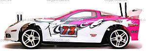 Радиоуправляемая шоссейная машинка Nascada Brushed, розовая, HI5101p, цена