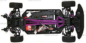 Радиоуправляемая шоссейная машинка Nascada Brushed, розовая, HI5101p, магазин игрушек