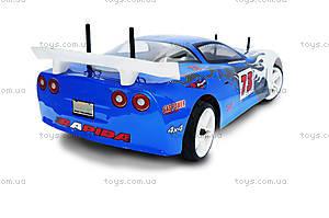 Радиоуправляемая шоссейная машинка Nascada Brushed, синий, HI5101b, цена