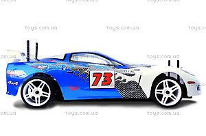 Радиоуправляемая шоссейная машинка Nascada Brushed, синий, HI5101b, игрушки
