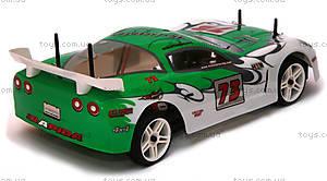 Радиоуправляемая шоссейная машинка Nascada Brushed, зеленая, HI5101g, цена