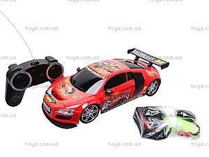 Радиоуправляемая спортивная машина «Тачки», 777-10, toys.com.ua