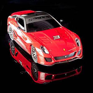 Радиоуправляемое авто Ferrari 599XX, XQRC18-7AA, цена