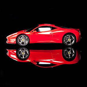 Радиоуправляемый автомобиль Ferrari 458, XQRC18-9AA, цена