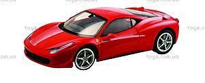 Радиоуправляемый автомобиль Ferrari 458 Italia 1:16, S86066