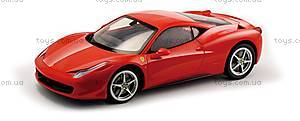 Радиоуправляемый автомобиль Ferrari Android Bluetooth 1:16, S86075
