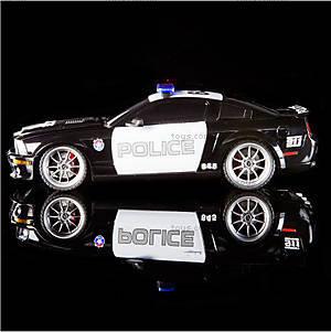 Радиоуправляемый автомобиль Ford GT500 Police Car, XQRC18-4PAA, фото