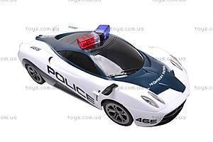 Радиоуправляемый автомобиль «Полиция», R-3020A, купить