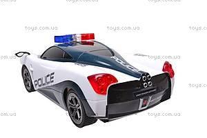 Радиоуправляемый автомобиль «Полиция», R-3020A, отзывы