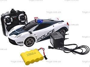 Радиоуправляемый автомобиль «Полиция», R-3020A