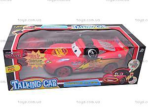 Радиоуправляемый автомобиль «Тачки», 699-36A, детские игрушки