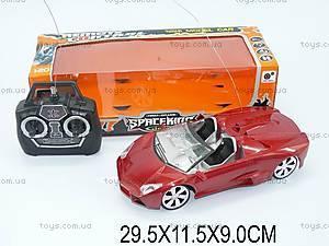 Радиоуправляемый детский автомобиль, 099-10, игрушки