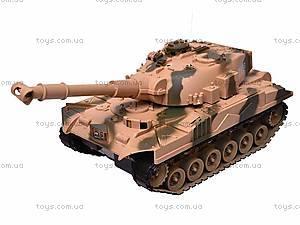Радиоуправляемый детский танк, 5892-A5893-A