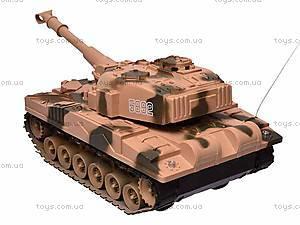 Радиоуправляемый детский танк, 5892-A5893-A, фото