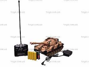 Радиоуправляемый детский танк, 5892-A5893-A, игрушки