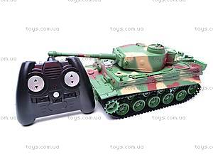 Радиоуправляемый детский танк для танковых боев, 3828B-1