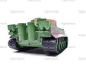 Радиоуправляемый детский танк для танковых боев, 3828B-1, купить