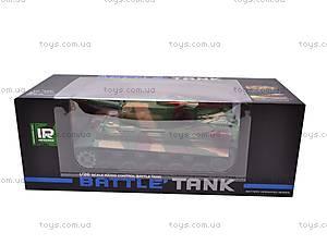 Радиоуправляемый детский танк для танковых боев, 3828B-1, цена