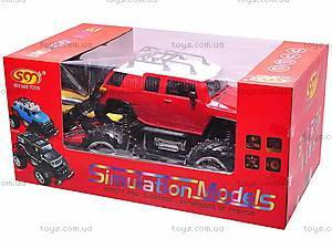 Радиоуправляемый джип 1:18, 2058, игрушки