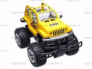 Радиоуправляемый джип 4X4, 6568-328, игрушки