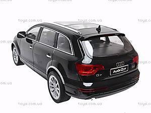 Радиоуправляемый джип Audi Q7, 933, детские игрушки
