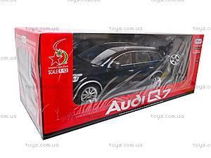 Радиоуправляемый джип Audi Q7, 933, toys