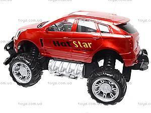 Радиоуправляемый джип «Большие гонки», 333-4T23, игрушки