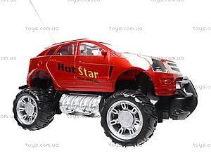 Радиоуправляемый джип «Большие гонки», 333-4T23, детские игрушки