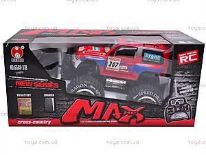 Радиоуправляемый джип Max, 6568-318, игрушки