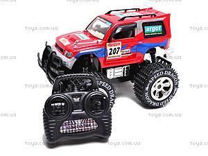 Радиоуправляемый джип Max, 6568-318, детские игрушки