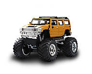 Радиоуправляемый джип «Микро» Hummer, желтый, GWT2008D-7, іграшки