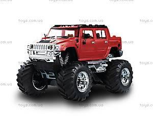 Радиоуправляемый джип «Микро» Hummer, красный, GWT2008D-1