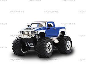 Радиоуправляемый джип «Микро» Hummer, синий, GWT2008D-6