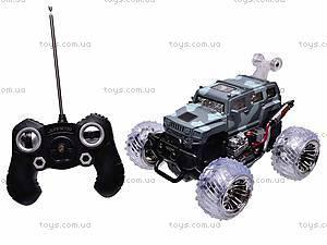Радиоуправляемый джип-перевертыш, S760