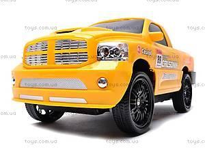 Радиоуправляемый джип с рулем, 9547B, игрушки