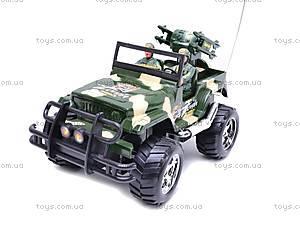 Радиоуправляемый джип с солдатиками, 2032, игрушки